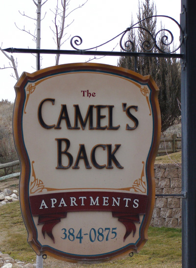 Camel's Back Apartments