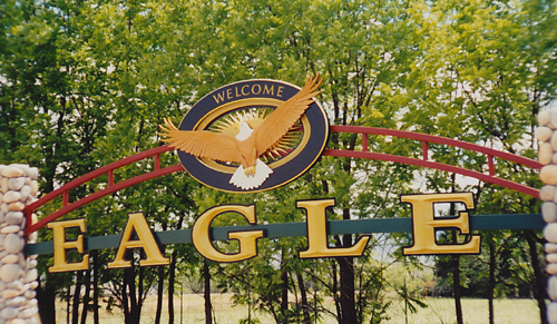 Eagle Welcome